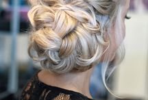Updos / by Cute Girls Hairstyles