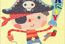 Piratas / by Ludi Fuertes Garcia