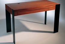 Console Tables / Custom made Console Tables           http://www.antoineproulx.com/consoletables.html / by Antoine Proulx LLC