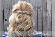 Hair / by Nikki Klint