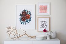 At Home with a Minted Artist / by Minted