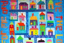 Quilt Ideas / by Amy Epp