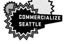 Seattle Logos / Icons that represent Seattle brands / by AAF Seattle