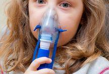 Asthma and Peanut allergies / by Kimberly Seidenstucker