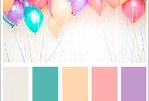 Color Schemes / by Jennifer Racker
