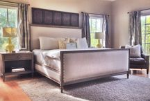 A happy home - master bedroom / by Shana Russell