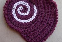 Crochet Love Hearts / There are so many ways to crochet a heart! / by Teena Murphy