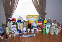 Toxic Homes / Stay At Home Moms (and kids) have increased Cancer Risk from toxic cleaners and chemicals / by Tim Johnson