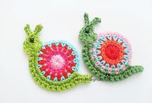 Crochet appliqué/ motif / by Zoraida Miranda