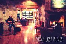Live at Lost Pines / Live music at Hyatt Regency Lost Pines Resort and Spa #LiveAtLostPInes / by Hyatt Lost Pines
