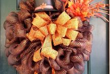 Wreath Inspiration / by Amber Foster