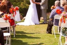 """View Point at Buckhorn Creek / Venue in Taylors, SC / by """"The Wedding Lady"""" - Danielle Baker- Officiant & Minister"""