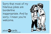 funny / by Jennapher Seefeldt