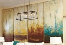 Interiors - Wall Art / by Tara Kraus