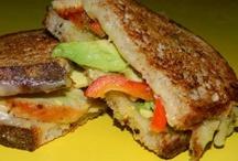 sandwiches / by Lori Biggs