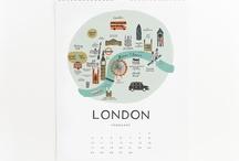 Calendars / by Rachel Suhs