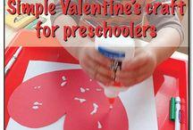 Valentine's Day / by Stephanie McEnery