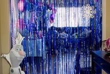 Frozen party / by Jen Meyer