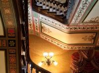 Staircases / I love staircases, especially ones in Victorian homes. / by Colleen