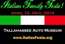 Italian Family Festa Tallahassee / Italian Family Festa, Tallahassee, FL-   www.ItalianFesta.org (coming April 13-14th, 2013) / by ItalianFesta Tallahassee