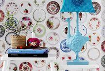 Porcelana - Diseños / by Delia Castillo