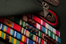 Armed Services - Our Heroes! / all branches / by Joyce Carpenter