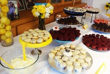 Celebrations: Grown-up Party Ideas / by Shandra Mueller