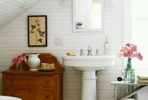 Bathrooms / by Stephanie Mortimer | Stephie Joy Photography