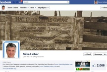 Catch me here FB, Twitter / I play a little with FB and Twitter, too. Here are my hangouts. Please say hi! I love company. / by Dave Lieber