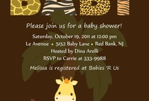 Chicky's Baby Shower! / by Danielle Storme