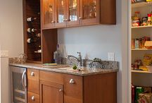 Bars / Dream Kitchens, Located in Nashua New Hampshire, Winner of over 200 awards!  / by Dream Kitchens-Kitchen and Bathroom remodeling