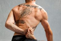 yoga for men / by Jorge Rpo
