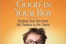 Raising boys  / by Melanie Sturdivant Hale