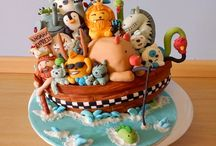 Parties/Cake Decorating / by trustmyface