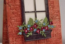 Crafts - Cards w/ Windows and Doors / by Teresa Pannell