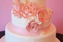 Sweet Grace, Cake Designs / by Andrea Novarro