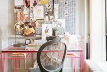 Office Space / by Ellen Barnes