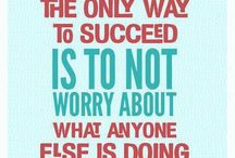 Success Quotes!! / by Jill Feimster