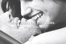 When boysss... / by Meghan Meiners