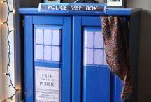 Get My Geek On / The Doctor, Star Wars, Etc / by Melanie Nolan