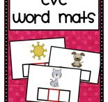 Letters, CVC, Sight Words / by Anita Robinson