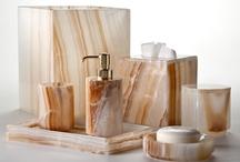Stone Bath Accessories / by Labrazel Home