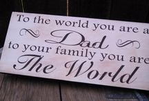 Fathers day / by Nicole Harrison
