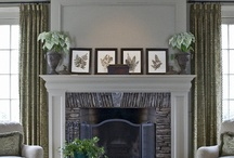 Fireplaces / by Harriet Alley