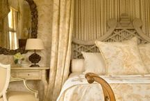 Master bedroom ideas / by Katherine Stanford
