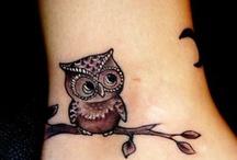 Tattoos. / by Daina Laizāne