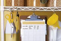 Kitchen Organization / by Tressa Neal Cullen