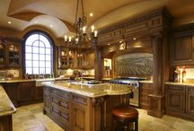 New House - Kitchen Ideas / by Dee