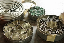 Bakery: Cookie Cutters, Springerle Molds & Cut-Out Cookies / by Steelers Sage
