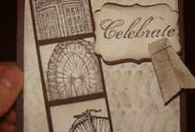 Cards-Stampin Up / by Debbie Peters